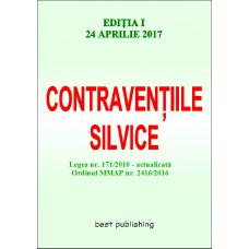 Contravențiile silvice - editia I - 24 aprilie 2017